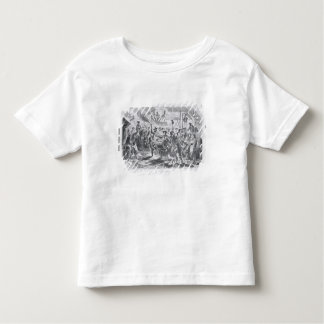 The Stamp Act Riots at Boston Toddler T-shirt