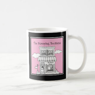 The Stamping Boutique coffee cup