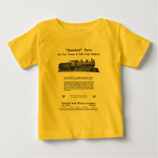 The Standard Steel Works 1915 Baby T-Shirt