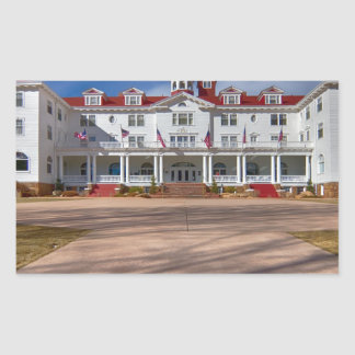 The Stanley Hotel Sticker