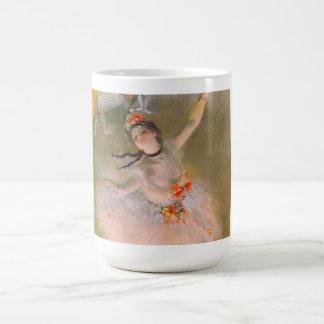 The Star (Dancer on the Stage) by Edgar Degas Coffee Mug