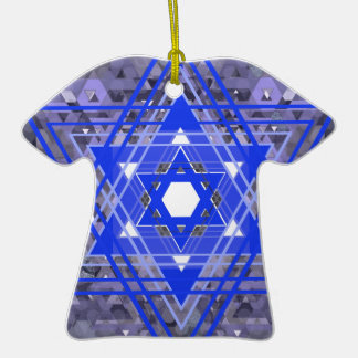 The Star of David Overlays. Ornament