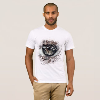 The Staring Eye T-Shirt by Artful Oasis