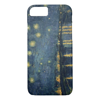 The Starry Night, 1888 iPhone 7 Case