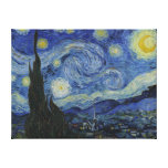 The Starry Night Canvas