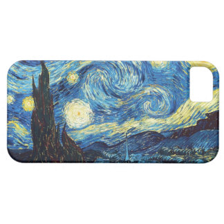 The Starry Night iPhone 5 Case