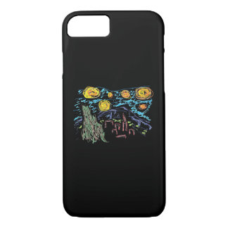 The Starry Night iPhone 8/7 Case