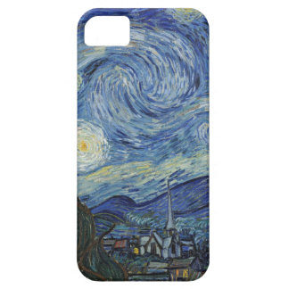 The Starry Night, June 1889 (oil on canvas) iPhone 5 Covers