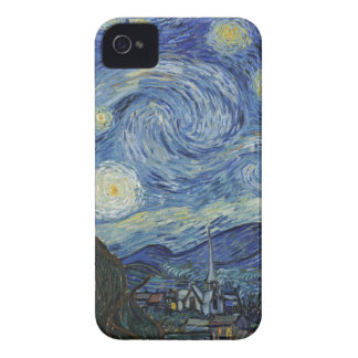 The Starry Night, June 1889 (oil on canvas) Case-Mate iPhone 4 Case