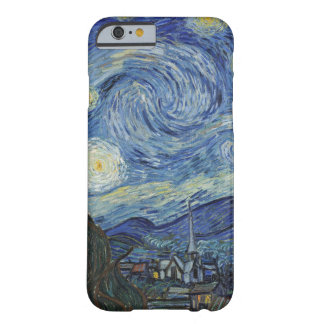 The Starry Night, June 1889 (oil on canvas) Barely There iPhone 6 Case