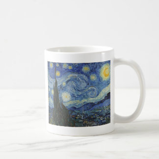 The Starry Night, June 1889 (oil on canvas) Mug
