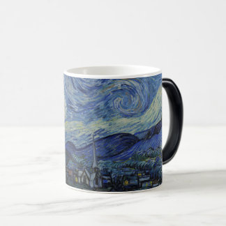 The Starry Night Magic Mug