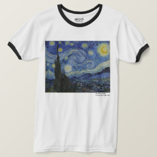 The Starry Night T-Shirt