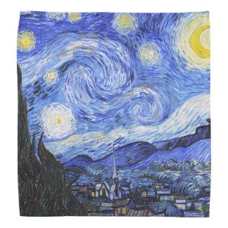 The Starry Night Van Gogh Do-rags