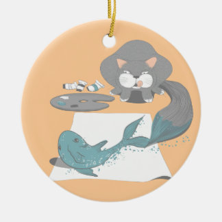 The Starving Artist Ornament