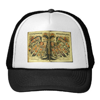 The States of the Holy Roman Empire Jost de Negker Trucker Hat