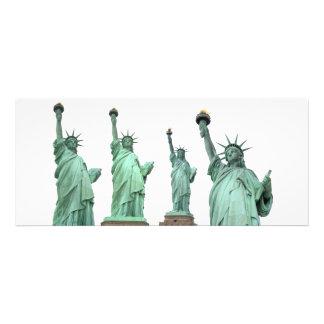 The Statue of Liberty Custom Invite