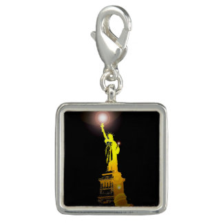 The Statue of Liberty, New York, USA Charms