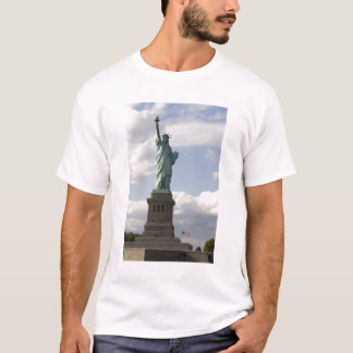 The Statue of Liberty on Liberty Island in New T-Shirt