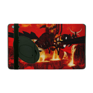 The steam dragon covers for iPad