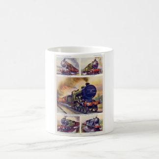 The Steam Train Collection Coffee Mug