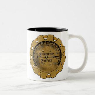 The Steampunk Empire Mug