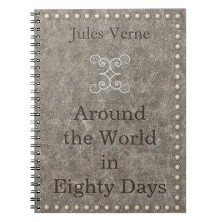 The steampunk writer Notebook