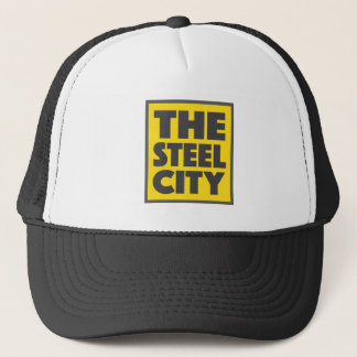 THE STEEL CITY HAT