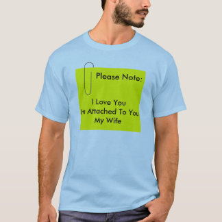 The Sticky Note  Men T-Shirt