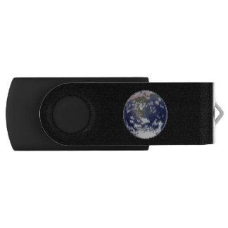 The Still Earth Pixel Art USB Flash Drive