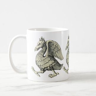 The Stone Bird Coffee Mug
