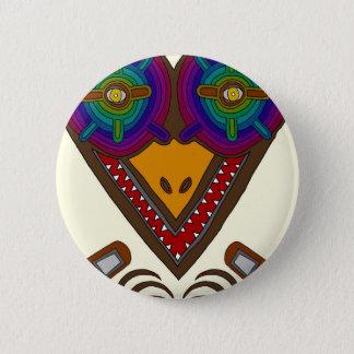 The Stork 2 Inch Round Button