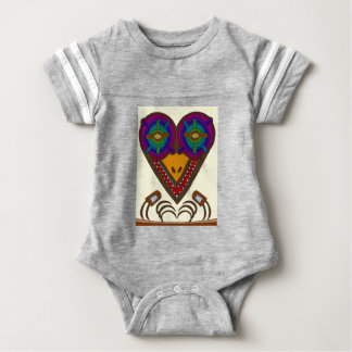 The Stork Baby Bodysuit