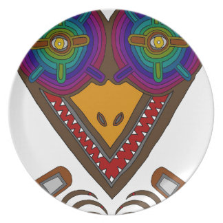 The Stork Plate