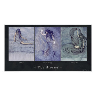The Storms Series Poster