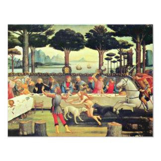 The Story Of Nastagio Degli Onesti: Nastagio Arran Card