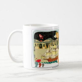 The Storyteller Archetype Classic Coffee Mug
