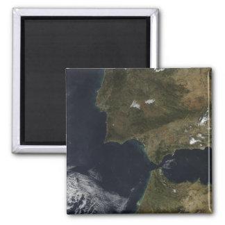 The Strait of Gibraltar Magnet