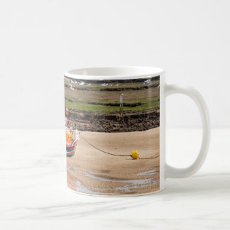 The Stranded Lifeboat Coffee Mug