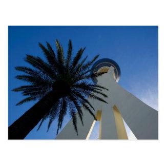 The Stratosphere Postcard