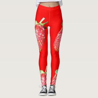 The Strawberry Leggings