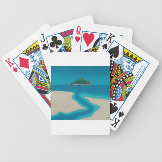 The Stream. Bicycle Playing Cards