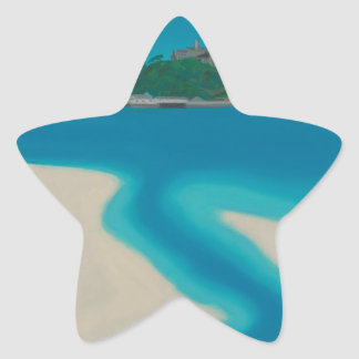 The Stream. Star Sticker