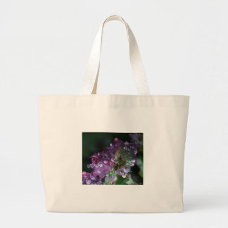 The streaming rag large tote bag