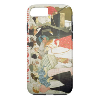 'The Street', for the printer Charles Verne iPhone 7 Case