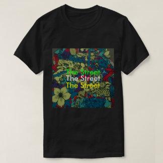The Street graffiti logo T-Shirt