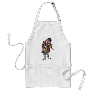 THE STREET MUSICIAN APRONS