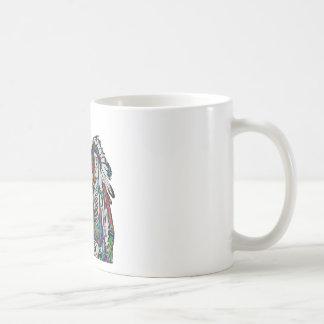 THE STRENGTH OF COFFEE MUG