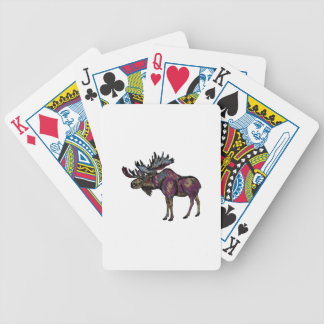 THE STRONG BULL BICYCLE PLAYING CARDS