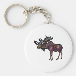 THE STRONG BULL KEYCHAIN